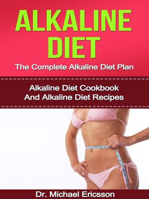 cover image of Alkaline Diet