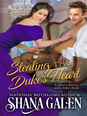 cover image of Stealing the Duke's Heart