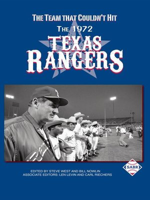 cover image of The Team that Couldn't Hit