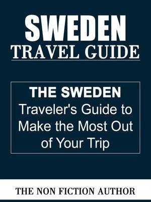 cover image of Sweden Travel Guide