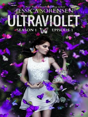 cover image of Ultraviolet Series, #1