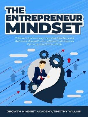 cover image of The Entrepreneur Mindset
