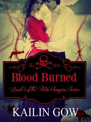 cover image of Blood Burned