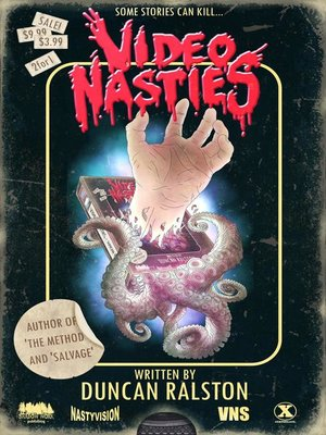 cover image of Video Nasties