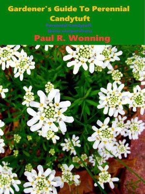 cover image of Gardener's Guide to Perennial Candytuft