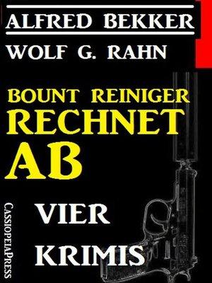 cover image of Vier Krimis