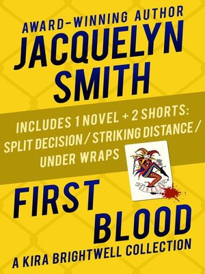 cover image of First Blood