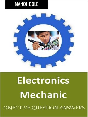cover image of Electronics Mechanic