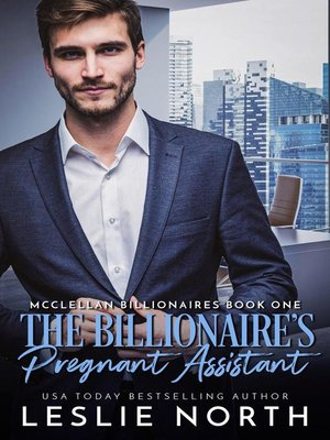 cover image of The Billionaire's Pregnant Assistant