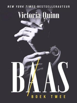 cover image of Baas Boek twee