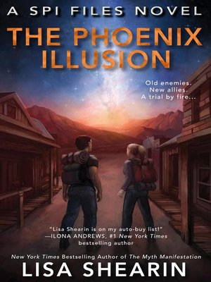 cover image of The Phoenix Illusion