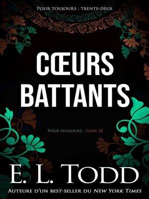 cover image of Cœurs battants