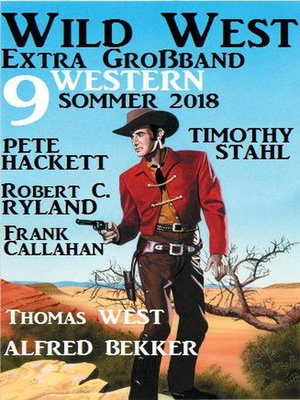 cover image of Wild West Extra Großband Sommer 2018