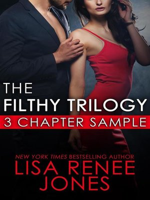 cover image of The Filthy Trilogy