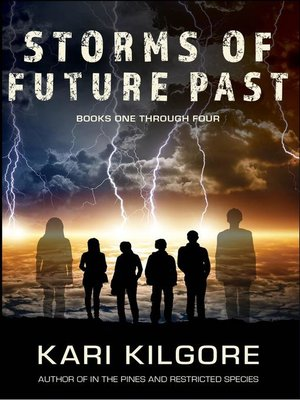 cover image of Storms of Future Past Books One through Four