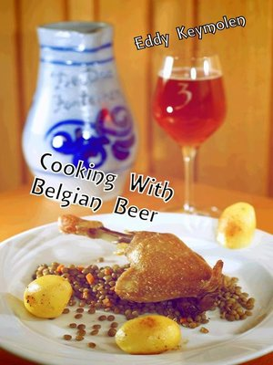 cover image of Cooking With Belgian Beer