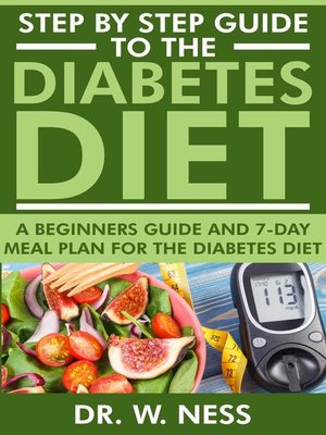 cover image of Step by Step Guide to the Diabetes Diet