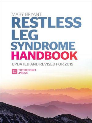 cover image of Restless Leg Syndrome Handbook