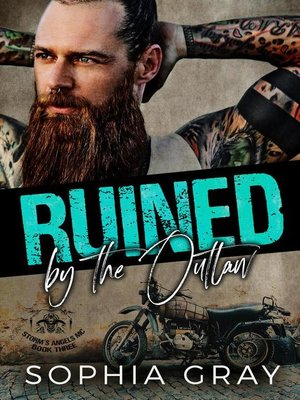cover image of Ruined by the Outlaw