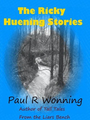 cover image of The Ricky Huening Stories