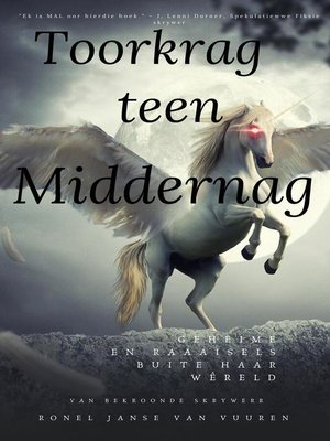 cover image of Toorkrag teen Middernag