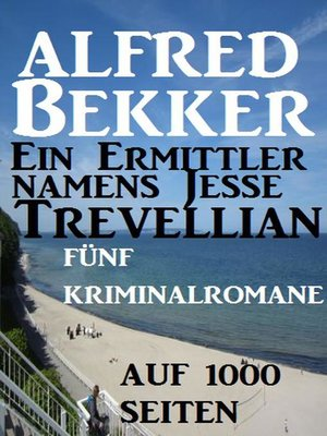 cover image of Ein Ermittler namens Jesse Tevellian