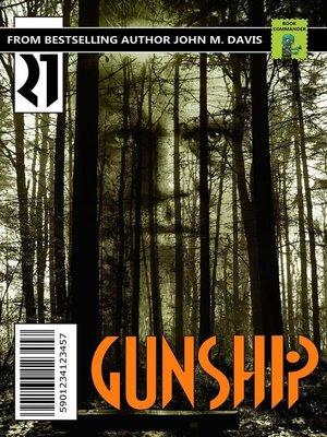 cover image of Graveyard: Gunship, #21