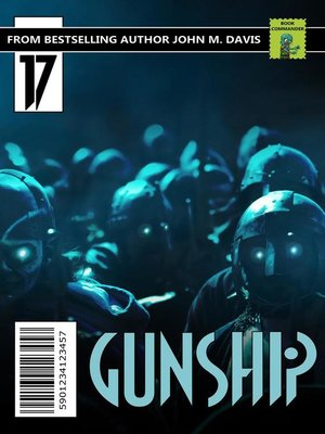 cover image of The Great War: Gunship, #17