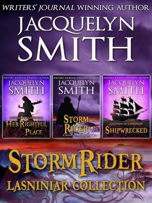 cover image of Storm Rider Lasniniar Collection