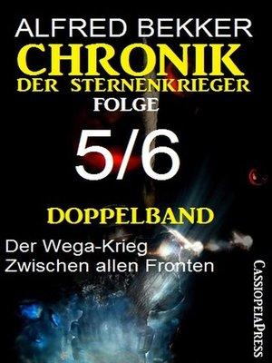 cover image of Doppelband Chronik der Sternenkrieger Folge 5/6