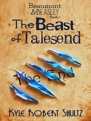 cover image of The Beast of Talesend