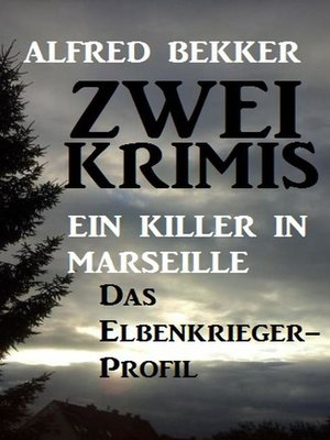 cover image of Zwei Alfred Bekker Krimis