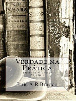 cover image of Textos Selecionados: Verdade na Prática, #1