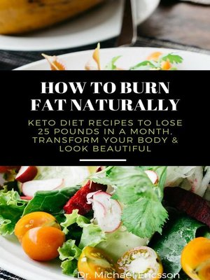 cover image of How to Burn Fat Naturally