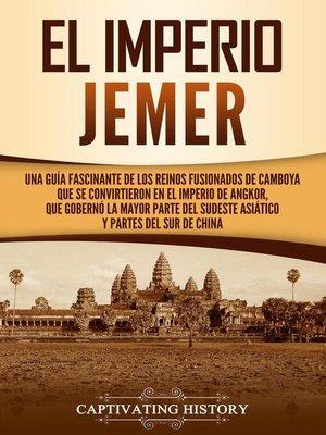 cover image of El Imperio jemer