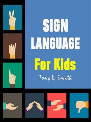 cover image of Sign Language for Kids
