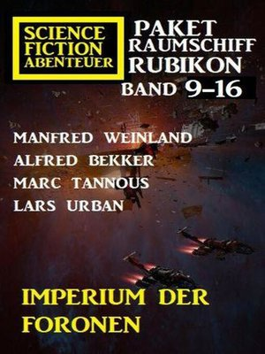 cover image of Imperium der Foronen