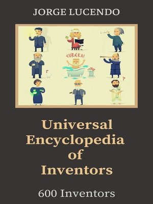 cover image of Universal Encyclopedia of Inventors