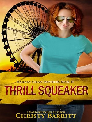 cover image of Thrill Squeaker