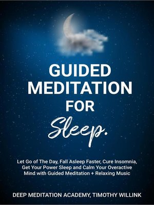 cover image of Guided Meditation for Sleep