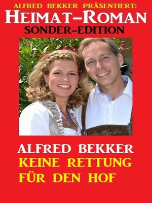 cover image of Heimat-Roman Sonder Edition