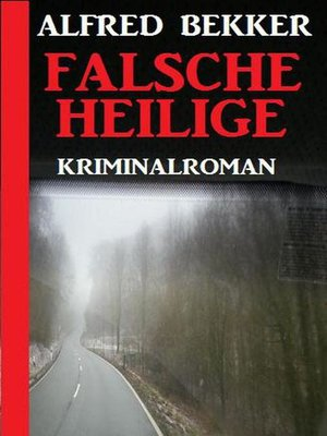 cover image of Falsche Heilige