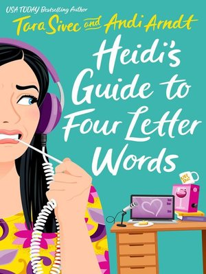 cover image of Heidi's Guide to Four Letter Words