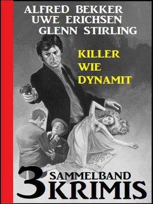cover image of Sammelband 3 Krimis
