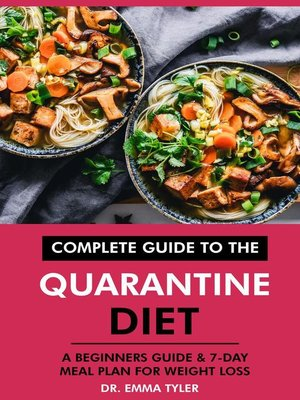 cover image of Complete Guide to the Quarantine Diet