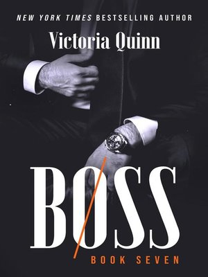 cover image of Boss Book Seven