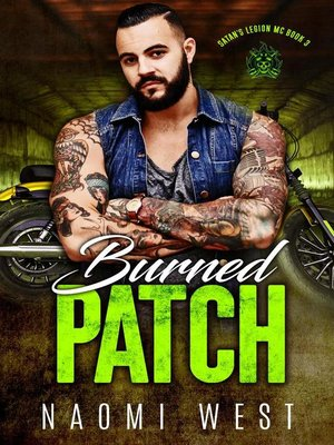 cover image of Burned Patch