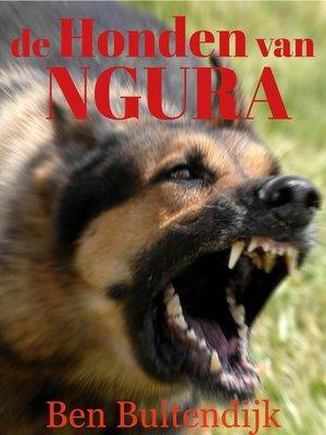 cover image of De Honden van Ngura