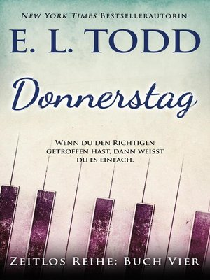 cover image of Donnerstag