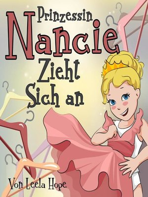cover image of Prinzessin Nancie zieht sich an